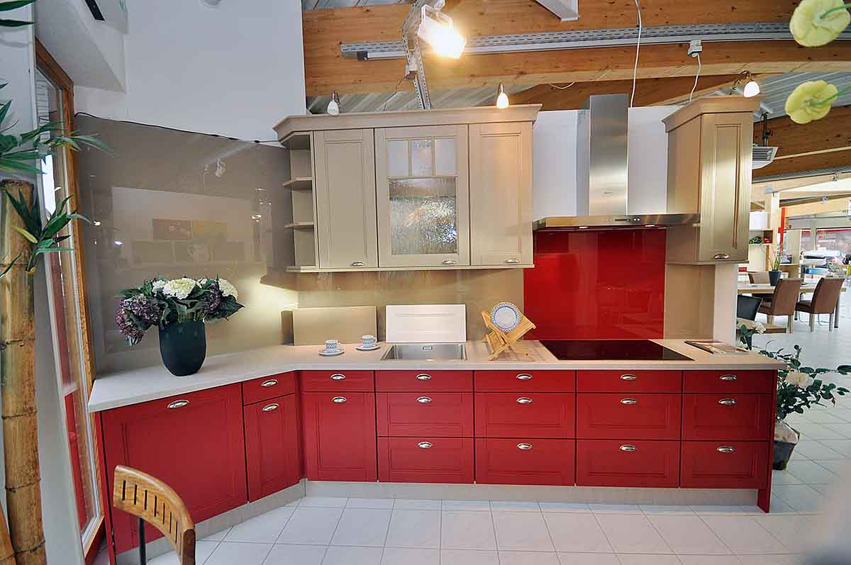 Einbauküche ganz individuell von Küchenland Pohl
